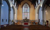 Penzance Catholic Church Nave. Click for more photos in Gallery